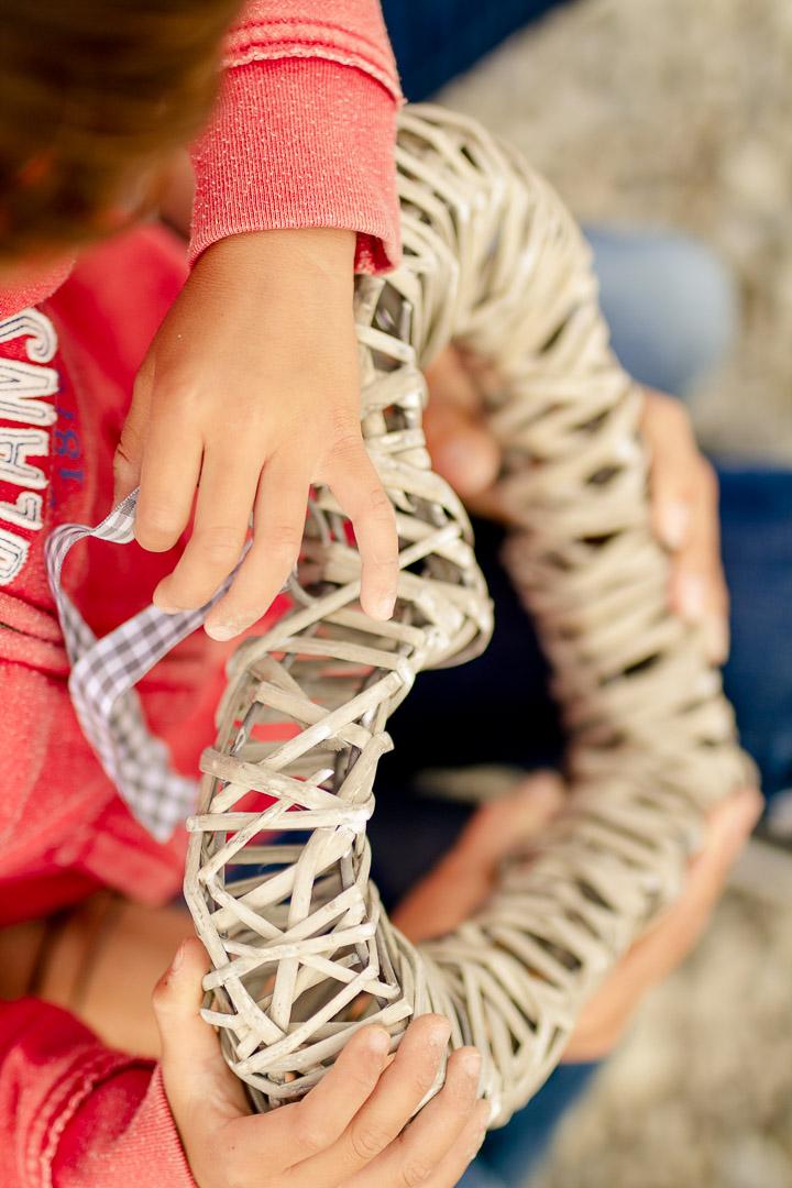 Adoption im Ausland - Adoptiertes Kind mit Herz
