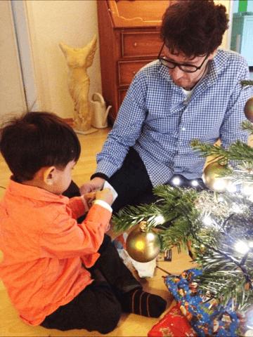 Adoption - Weihnachten unterm Tannenbaum - wundervolle Erfahrung