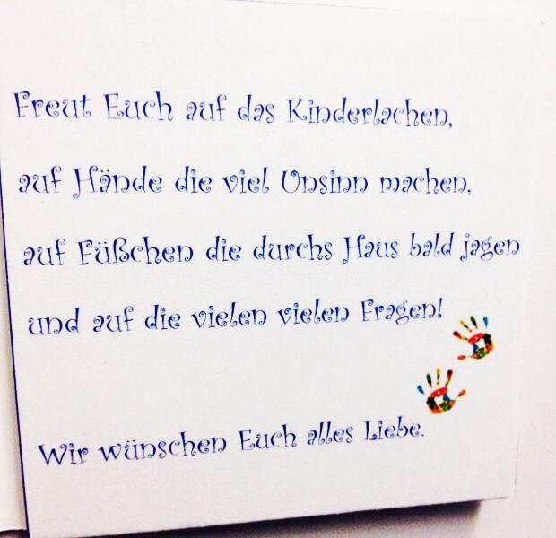 Adoption in Deutschland - gute Wuensche