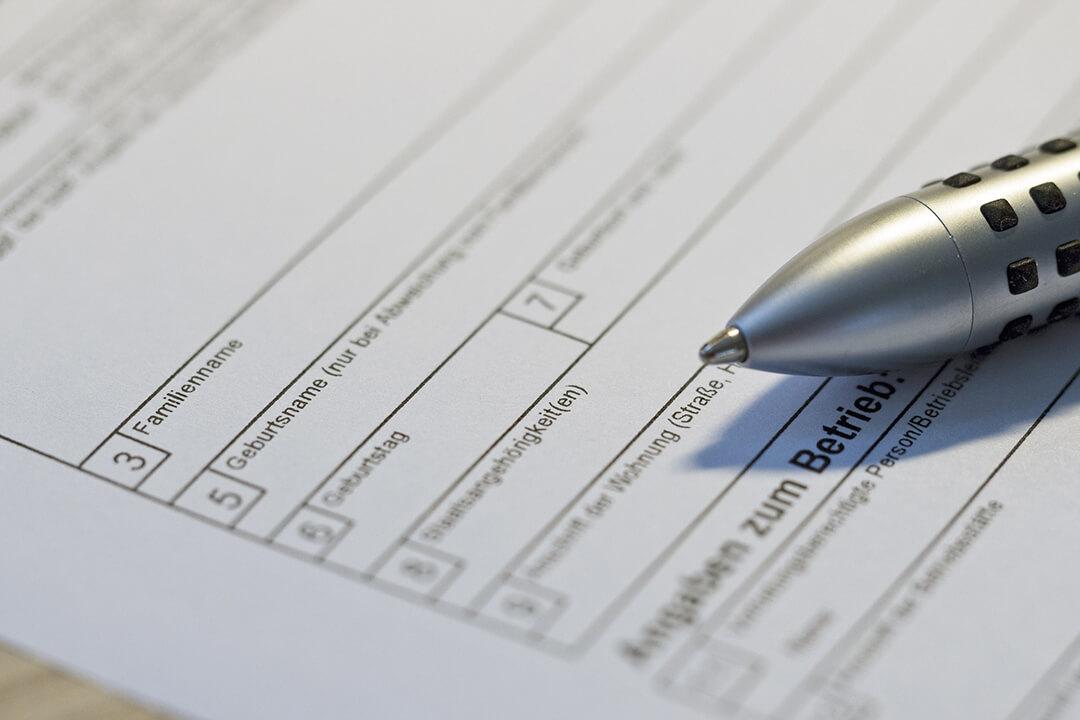 Adoption Voraussetzung - Formulare ausfüllen