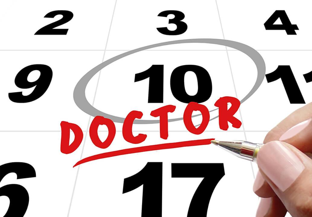 Endometriose - Arztgespräch
