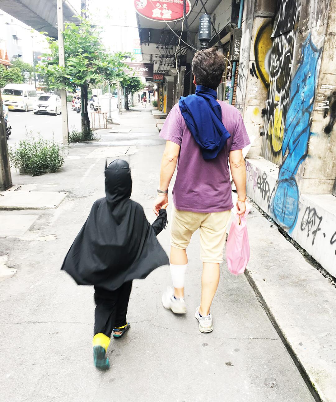 Kind aus dem Ausland adoptieren - unser Thaio
