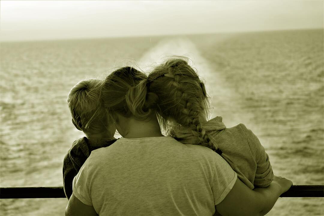 Pflegekind aufnehmen - eine neue Familie
