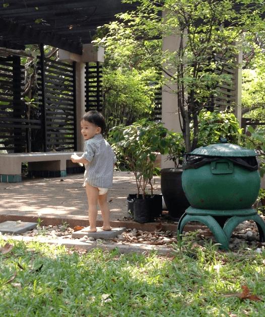 Adoptivkind - unser Thaio
