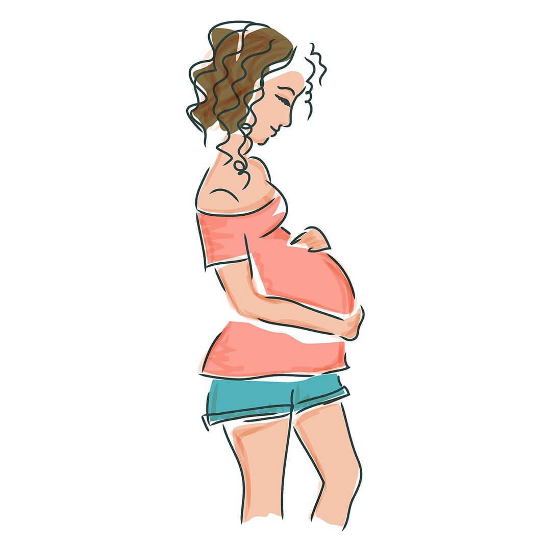 folsäure Kinderwunsch - dein Baby