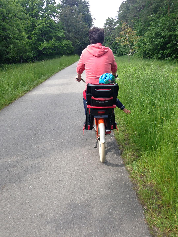 Kinderglück - Ausflüge per Rad